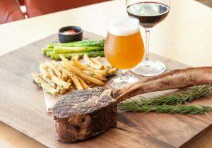 oak grill steak