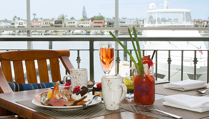 New Year 's Day Champagne Brunch at Waterline