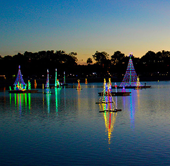 Lighting of the Bay & More at Newport Dunes