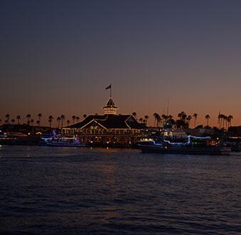 108th Newport Beach Christmas Boat Parade