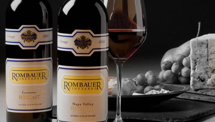 Rombauer Wine Dinner at Red O