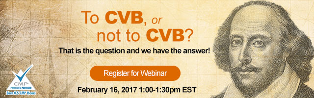 To CVB or not to CVB Webinar