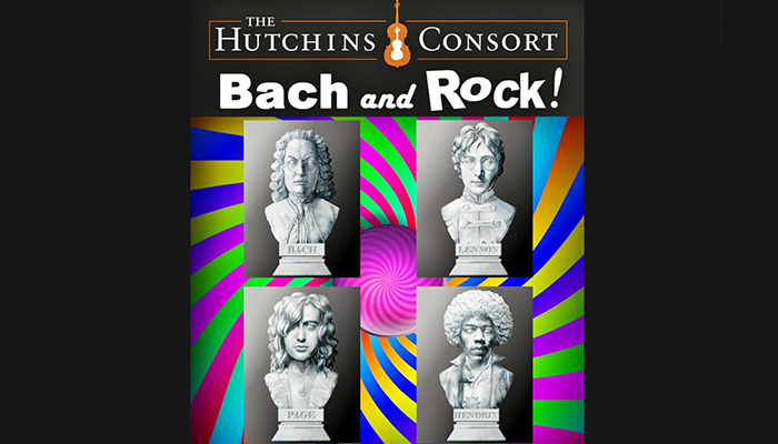 The HUTCHINS CONSORT – Bach & Rock