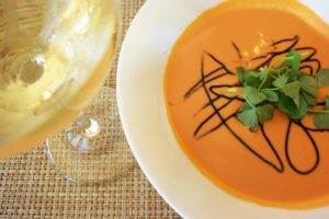 Soup- Chilled Gazpacho