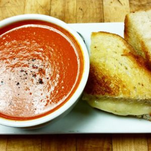 Soup - Heirloom Tomato Bisque