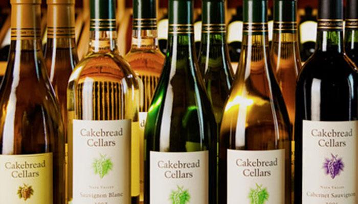 Cakebread Cellars Wine Dinner at 21 Oceanfront