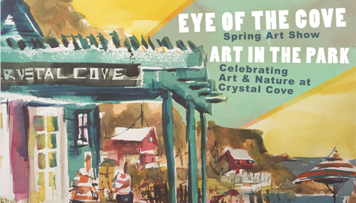 Art in the Park Celebration at Crystal Cove