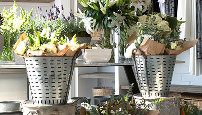 Welcome Spring Floral Workshop w/ Bailey44
