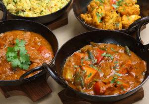 Saffron Cuisine of India