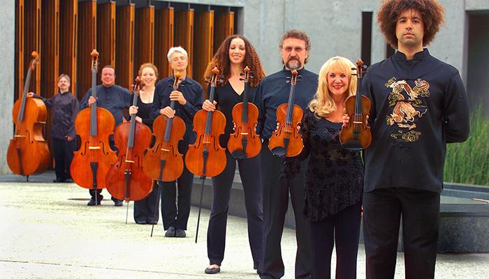 The HUTCHINS CONSORT – Mendelssohn