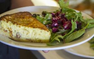 Quiche Lorraine Pandor Artisan Boulangerie & Cafe