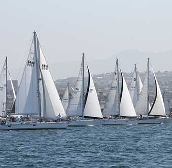 A World Class Race and Sailing Dreams