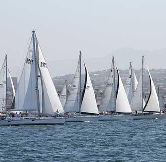 70th Annual Newport to Ensenada International Yacht Race