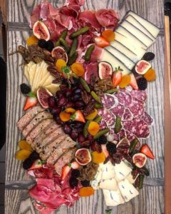 Provenance Chef's Selection of Artisanal Cheese and Handmade Charcuterie