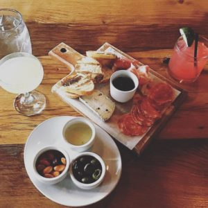 Juliette Kitchen + Bar Combination of Charcuterie
