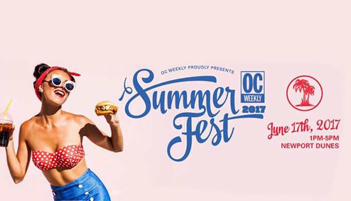 OC Weekly Summer Fest