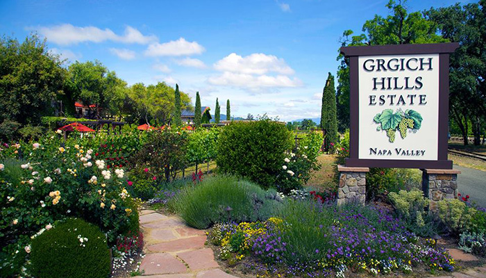 Grgich Hills Estate Wine Dinner at Red O