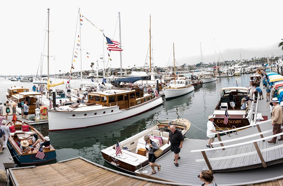 4th Annual Newport Beach Wooden Boat Festival