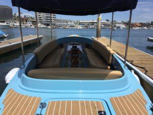 Lido Marina Village Electric Boat Rental