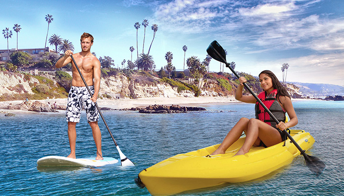 Paddle Company Visit Newport Beach