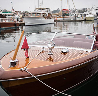 4th Annual Newport Beach Wooden Boat Festival