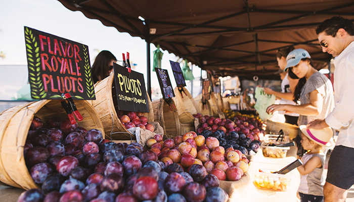 Newport Beach Farmers' Market – Sundays