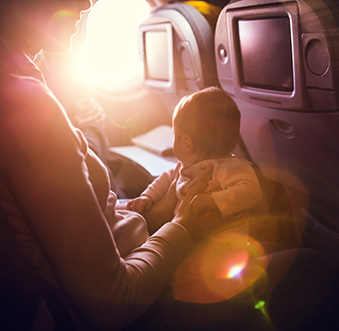 The Art of Traveling with Infants