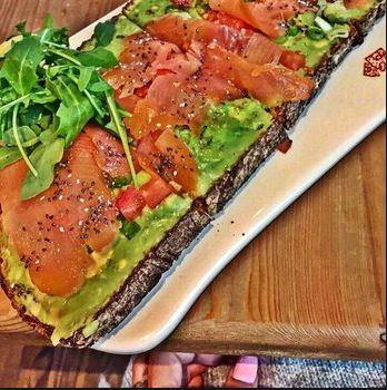 LPQ Avocado Toast