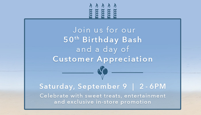 Customer Appreciation Day: Happy Birthday Fashion Island!