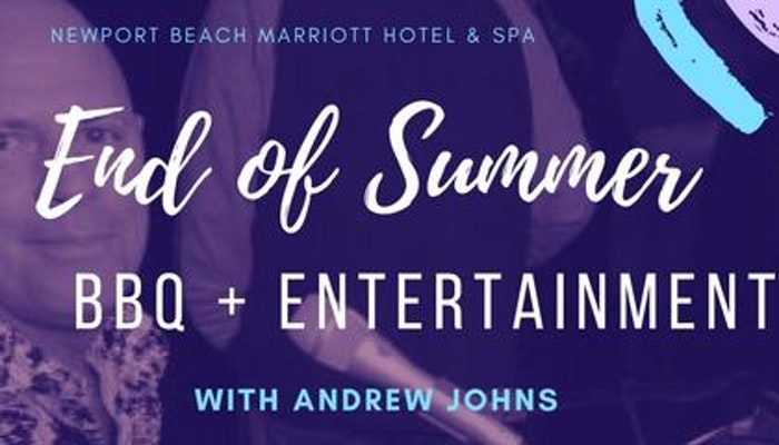 End of Summer BBQ & Andrew Johns Concert