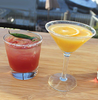 Happy Hour at Newport Beach's Happiest Properties