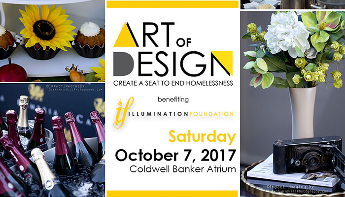 Art of Design, benefiting Illumination Foundation