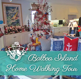 Balboa Island Home walking Tour