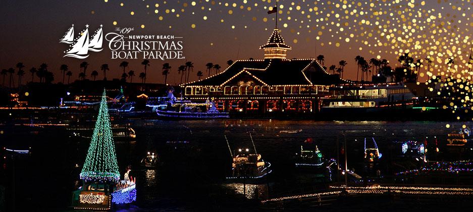NEWPORT BEACH CHRISTMAS BOAT PARADE - Visit Newport Beach
