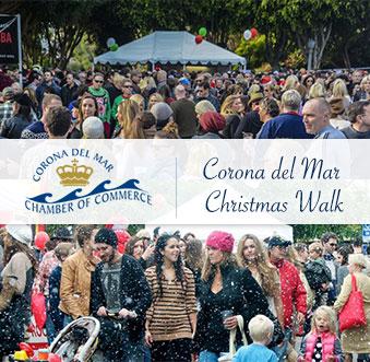 39th Annual Corona del Mar Christmas Walk