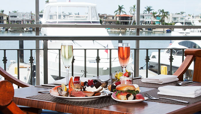 New Year's Day Champagne Brunch at Waterline