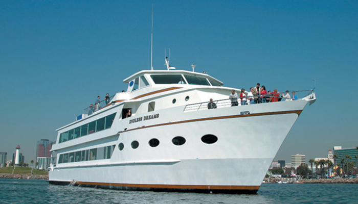Christmas Champagne Brunch Cruises at The Hornblower