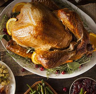 Provenance Thanksgiving