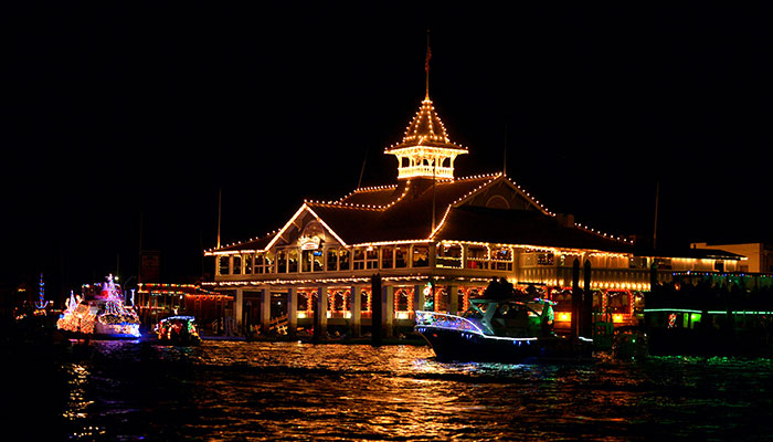 Newport Beach Christmas Boat Parade Grand Marshals