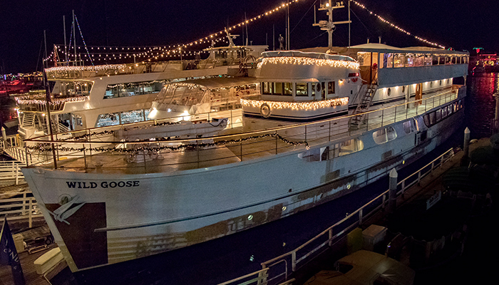 New Year's Eve Cocktail Cruise or Dinner Cruise in Newport Beach