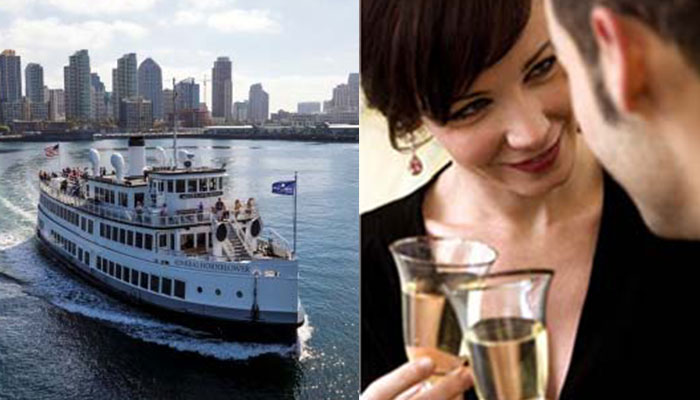 Valentine's Cruises at Hornblower Cruises & Events