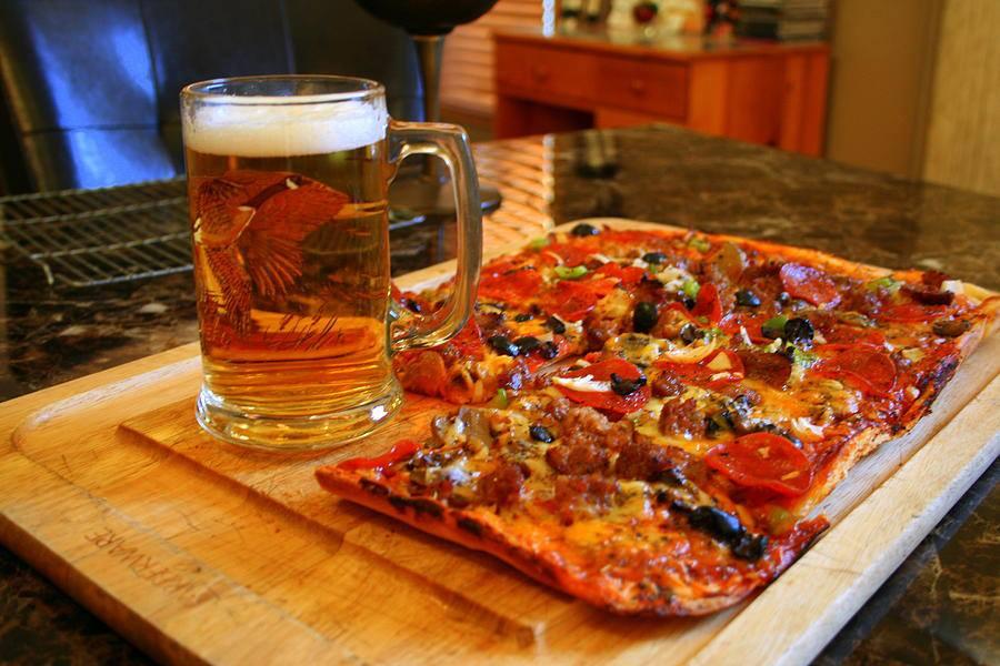 Newport Coast First Class Pizza