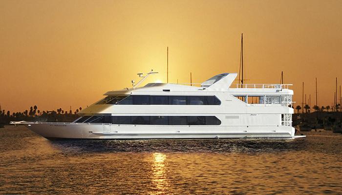 Caribbean Yacht Party