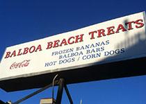 Balboa Beach Treats