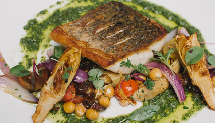 Feast of the Seven Fishes at Cucina Enoteca