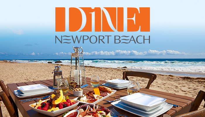 Dine Newport Beach Created to Provide Year-Round Marketing Initiatives for Newport Beach Culinary Community