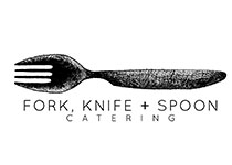 Fork, Knife + Spoon Catering