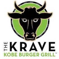The Krave Kobe Burger
