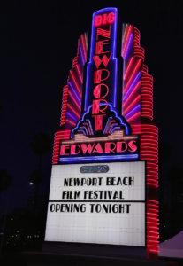 Newport Beach Film Festival Opening Night