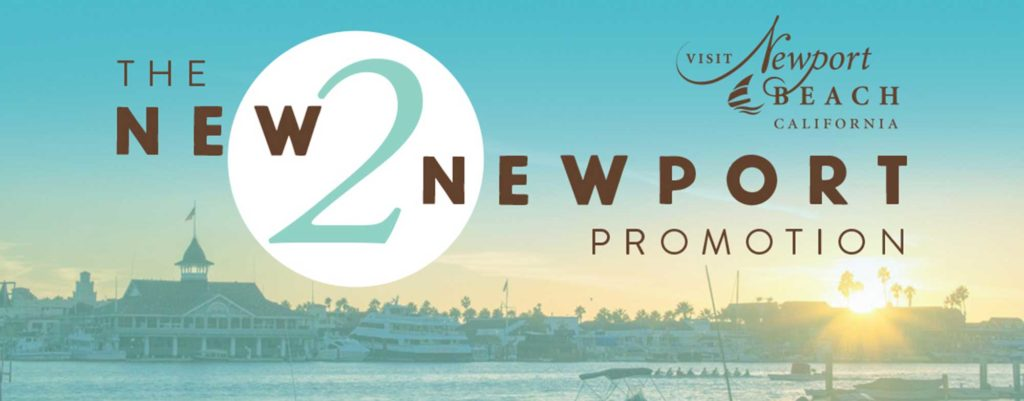 The new 2 newport promotion